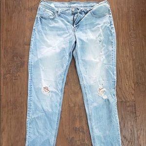 Old Navy Boyfriend Skinny Jeans!